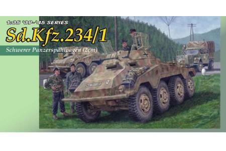 1/35 Sdkfz 234/1