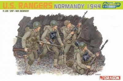 1/35 US rangers Normandy Premium edition