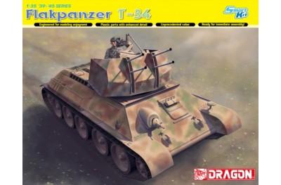 1/35 Flakpanzer T-34