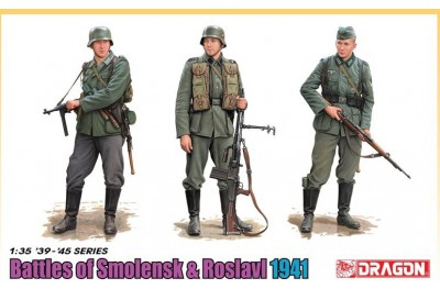 1/35 Battles of Smolensk and Roslavl 1941