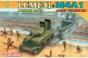 1/72 LCM3 and M4A1 Sherman