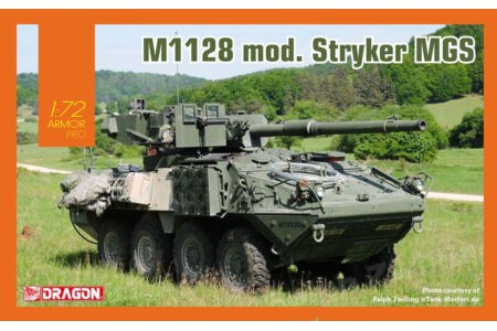 1/72 M1128 Mod Stryker MGS