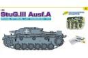 1/35 Stug III Ausf A w/ soldiers