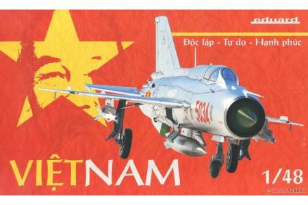 1/48 MiG-21PFM Vietnam Limited Edition