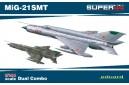 1/144 MiG-21MF (Dual combo)