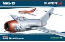 1/144 MiG-15 (Dual combo)