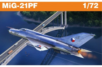 1/72 MiG-21PF Vietnam Profipack