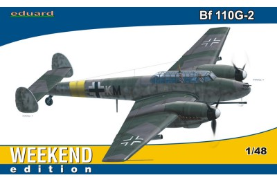 1/48 Messerschmitt Bf 110 G-2 week end