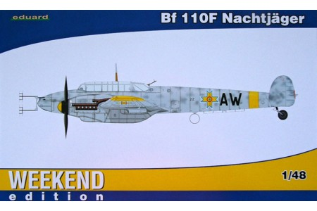 1/48 Bf 110F Nachtjager week end