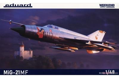 1/48 MiG-21MF Lady Weekend edition