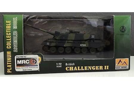 1/72 British Challenger II (prebuilt)