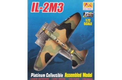 1/72 Soviet IL-2M3 Stormovich (prebuilt)
