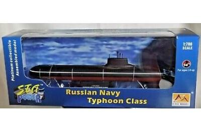 1/700 Russian Navy Typhoon class (prebuilt)