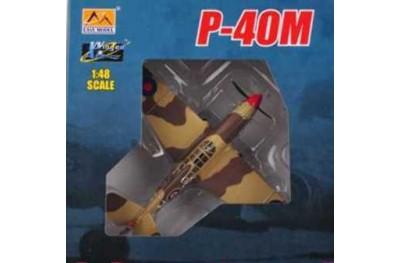 1/48 P-40M Shark mouth (prebuilt)