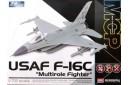 1/72 USAF F-16C Multirole fighter (MCP)