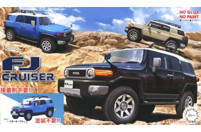 1/24 Toyota FJ Cruiser