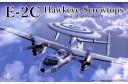 1/72 E-2C Hawkeye Screwtop