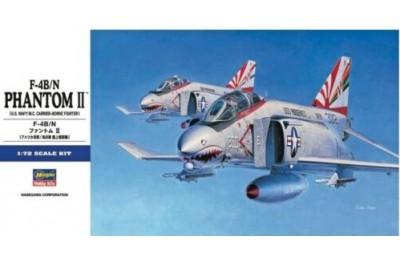 1/72 F-4B/N Phantom II Vietnam