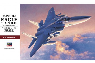 1/48 F-15J/DJ Eagle JASDF