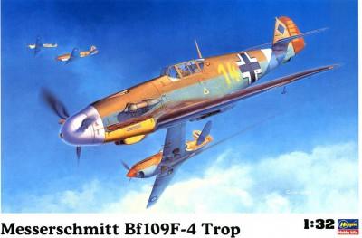1/32 Messerschmitt Bf109F-4 Trop