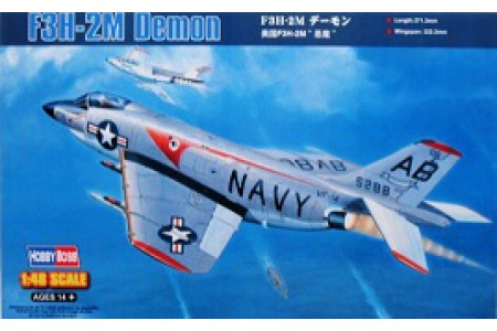 1/48 F3H-2M DEMON US NAVY