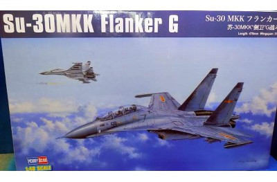 1/48 Su-30MK Flanker G (bonus decal VN)