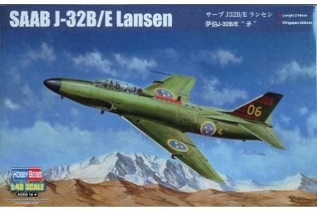 1/48 Saab J-32B/E Lansen