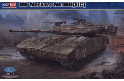 1/35 IDF Merkava Mk IIID