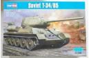 1/16 Soviet T-34/85