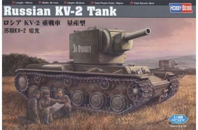 1/48 Rusian KV-2 Tank