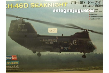 1/72 CH-46D Seaknight