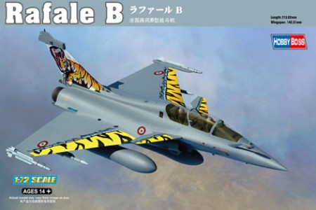 1/72 Rafale B Fighter