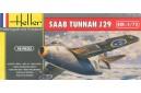 1/72 Saab Tunnan J29
