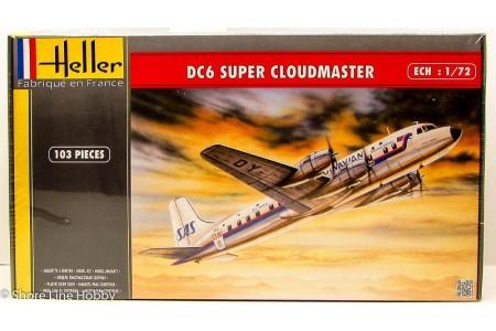 1/72 Douglas DC-6 Super Cloudmaster