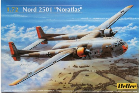 1/72 Nord 2501 Noratlas French Indochina