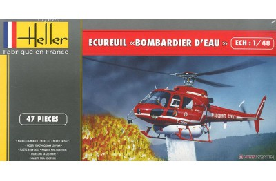 1/48 Ecureuil Bombardier Helicopter
