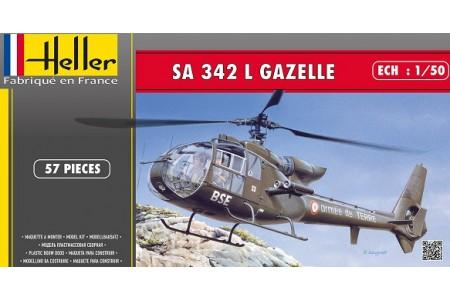 1/48 (1/50) SA 342 L Gazelle