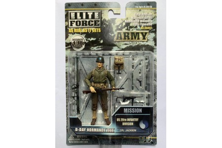 1/18 US 29TH INFANTRY DIVISION (prebuilt)