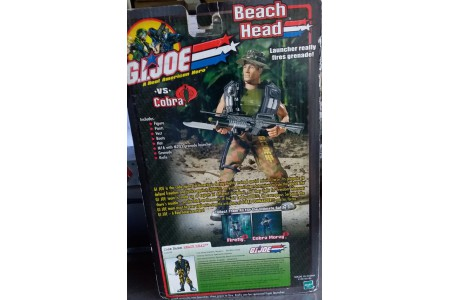 1/6 GI JOE Beach head (prebuilt)