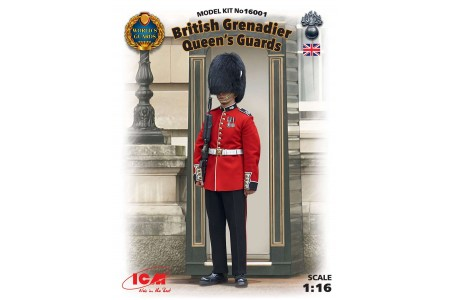 1/16 BRITISH QUEEN'S GUARD