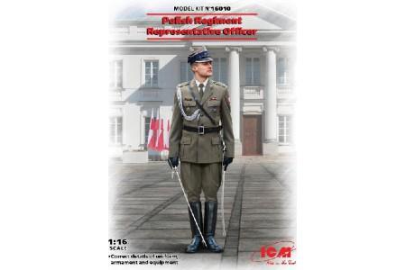 1/16 POLISH REGIMENT OFFICER