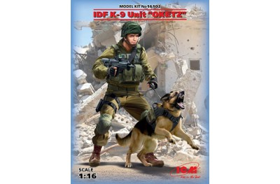 1/16 IDF K-9 UNIT OKETZ