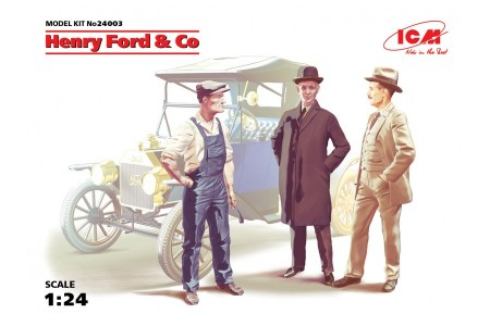 1/24 Henry Ford and Co