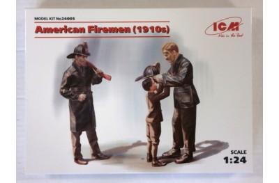 1/24 American firemen