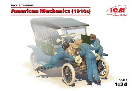 1/24 American mechanics