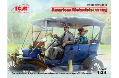 1/24 American motorists