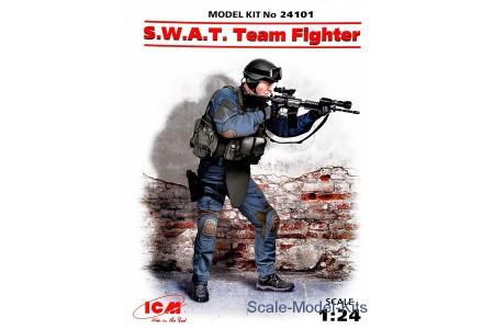 1/24 SWAT TEAM FIGHTER
