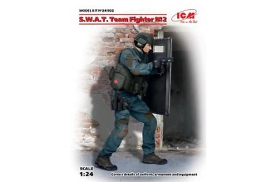 1/24 SWAT TEAM FIGHTER NO. 2