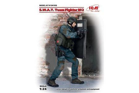 1/24 SWAT TEAM FIGHTER NO. 2