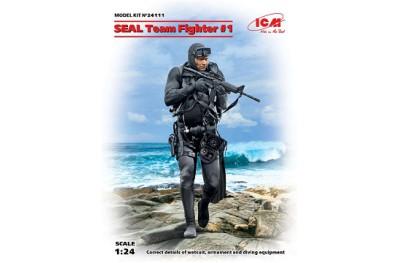 1/24 SEAL TEAM FIGHTER NO. 1